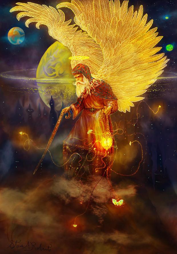 angel-uriel-steve-roberts
