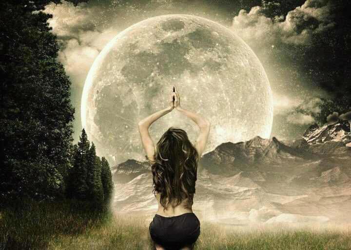 Full Moon Ceremony T O The Modern Mystery School