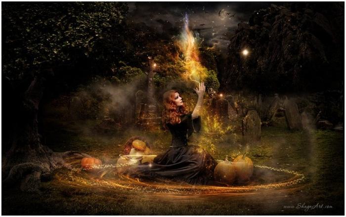 Samhain Ceremony T O The Modern Mystery School
